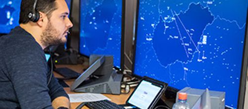 SESAR partners test sectorless air traffic management