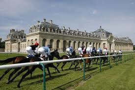 3 Juin 2018 CHANTILLY- R1-C5 -Plat