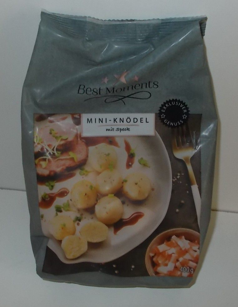 [Penny] Best Moments Mini-Knödel mit Speck