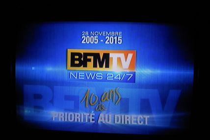 BFM TV fête ses 10 ans
