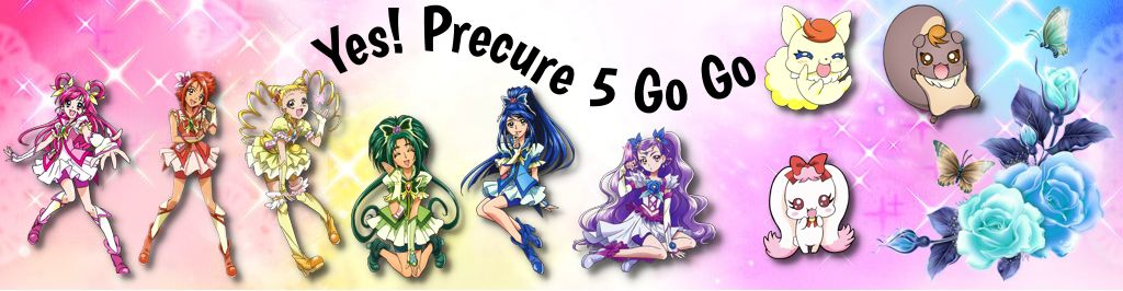 Yes! Precure 5 GoGo 01