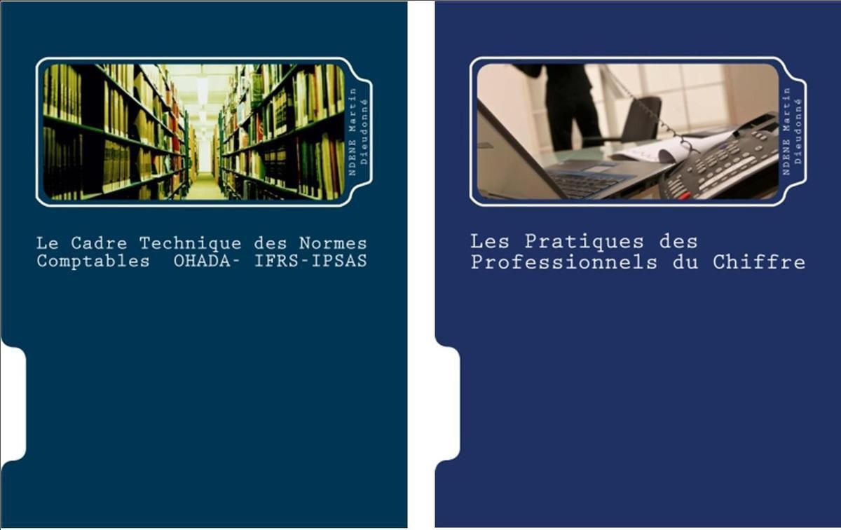 FEUILLETEZ EN LIGNE LES NOUVELLES PUBLICATIONS COMPTABLES OHADA-IFRS-IPSAS.....