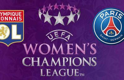 Lyon / Paris SG : Sur quelles chaînes suivre en clair la rencontre de Women's Champions League dimanche ?