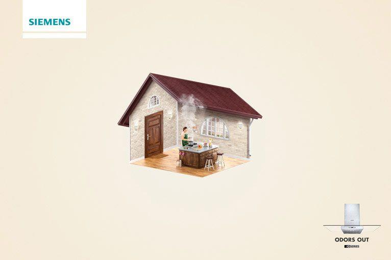 publicité Siemens