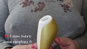 Test du Satisfyer Love Breeze