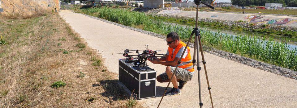 Sécurité drone = Maintenance, préparation, check-list et les inspections dans notre atelier