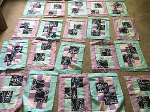 quilt sets de table