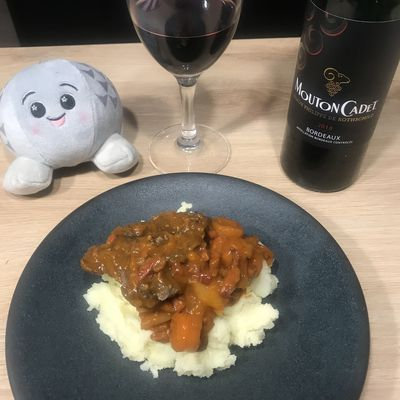 Recette Disney : le boeuf bourguignon du Food and Wine Festival à Epcot, Walt Disney World