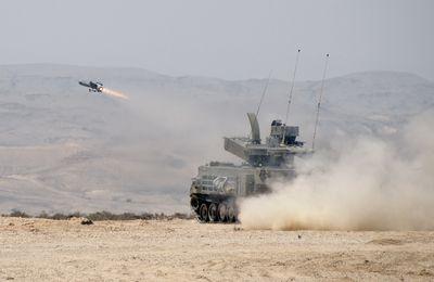 Israël a utilisé des missiles sol-sol perfectionnés lors de récentes frappes dans le sud de la Syrie (Southfront)