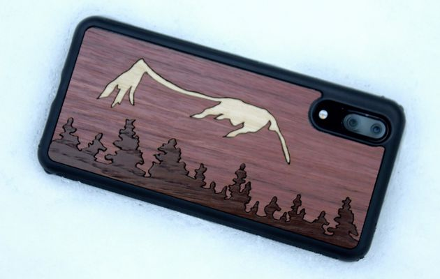 Coque en Bois ! Une coque Made In France, Made in Haute-Loire  !