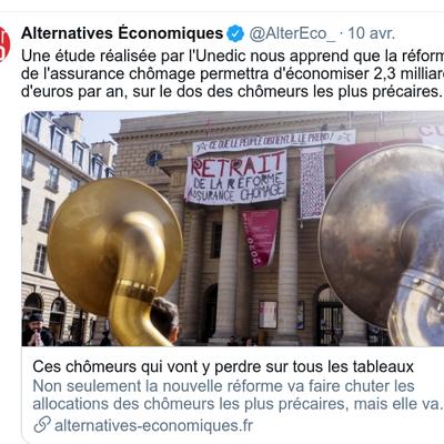 STOP à la contre-réforme contre les privés d'emploi ! Tous les dangers du projet Macron !
