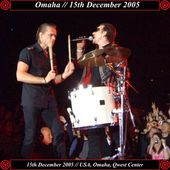 U2 -Vertigo Tour -15/12/2005 -Omaha Nebraska USA -Qwest Center - U2 BLOG