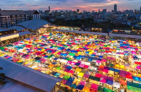 Les activités incontournables à Bangkok le week-end