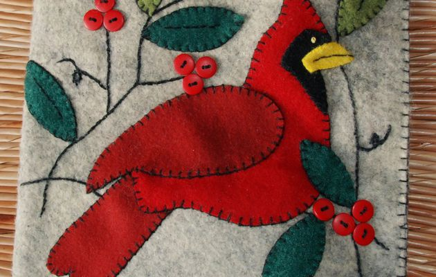 """une pochette """"couture"""" / a sewing pocket"""