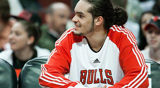 NBA: Joakim Noah absent demain soir?