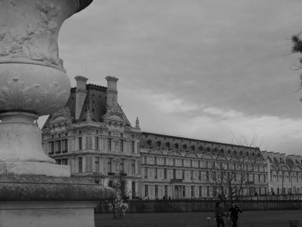 Album - Le Louvre et le jardin des Tuileries