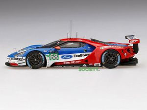 TSM430288 – Ford GT LMGTE PRO #68 2017 Le Mans 24Hr. Ford Chip Ganassi Team USA