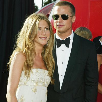Jennifer Aniston took Brad Pitt on a steamy vacation in Cabo San Lucas?