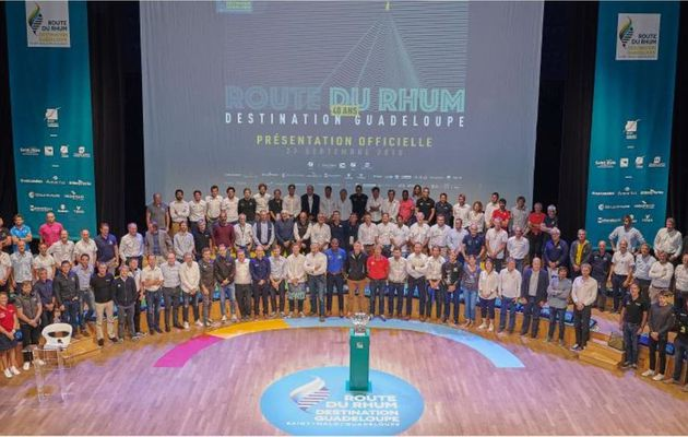 Route du Rhum 2018 - 40 years and a record-breaking edition