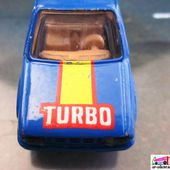 RENAULT 5 GT TURBO HOT WHEELS 1/64 - R5 TURBO - car-collector.net