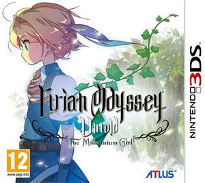 Jeux video: Etrian Odyssey Untold : The Millennium Girl sur 3DS