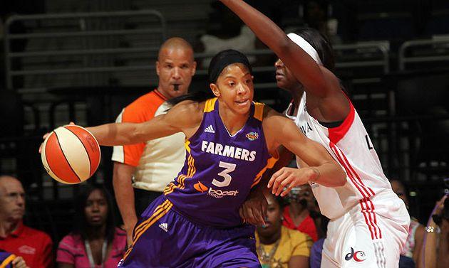 WNBA: Los Angeles Sparks en mode phantom