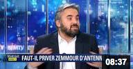 """Alexis Corbière sur BFM TV : """"Il faut dé-zemmouriser les médias"""""""