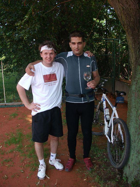 Tennis : Rendez-vous des Diplomates 2010, Bratislava, Slovaquie