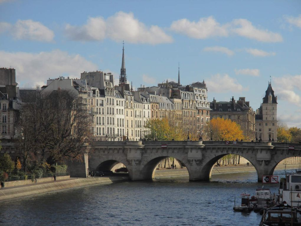 Paris - Automne (Diaporama 2016)