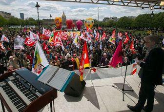 Mobilisation du 3 mai 2016 contre le projet loi travail