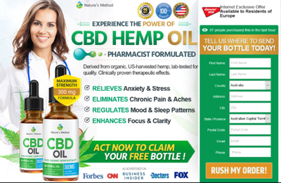 Natures Method CBD Gummies Australia: Reviews 2021, Price, Scam, Ingredients?