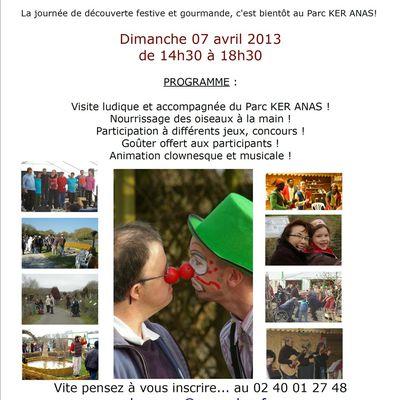 LA JOURNÉE TOURISME & HANDICAP: C'EST REPARTI POUR 2013