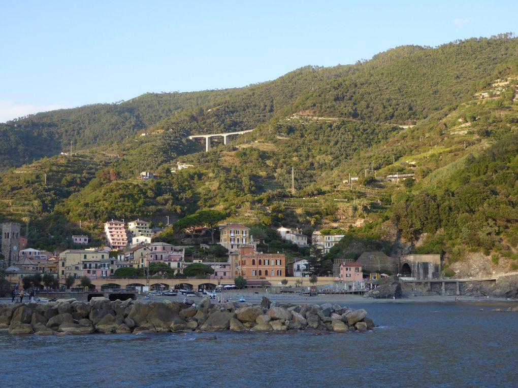 La Spezia, Portovenere - Automne 2015.