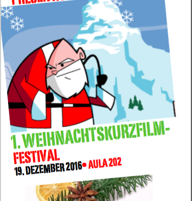 WEIHNACHTSKURZFILM-FESTIVAL  1º BÁSICO 2016