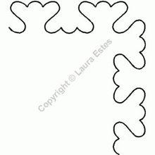 """Conception informatisée """"Apple Puzzle"""" pour EL006 - Quilting Creations"""