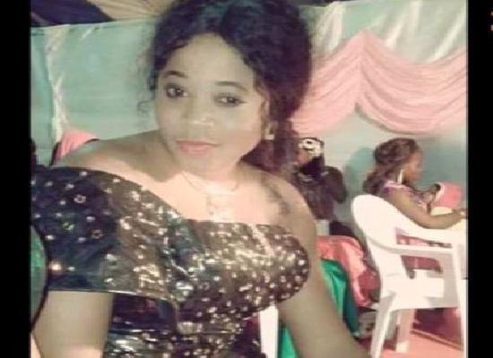 Imágenes de Mbayang Diop, la joven mujer senegalesa condenada a muerte en Arabia Saudita.- El Muni.