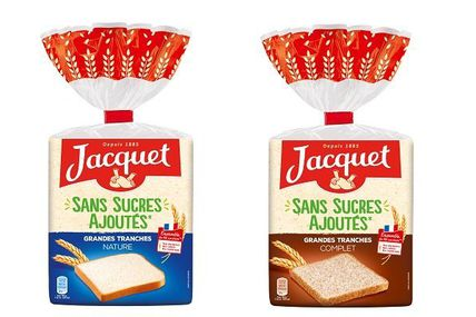 Test Pain de Mie JACQUET