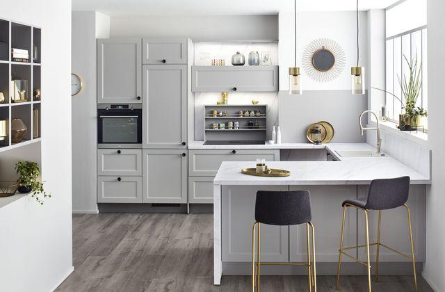 Une cuisine plus pratique et toujours bien rangée !
