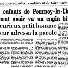 La rencontre de Pournoy-La-Chétive (1954)