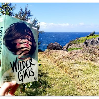 BookTube lecture commune : Wilder Girls - Rory Power