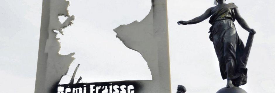 Violences policières. Mort de Rémi Fraisse: un drame sans coupable