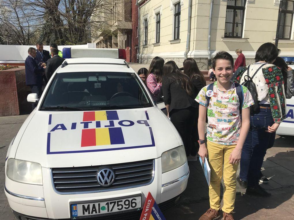 SMRO19 Journée de la police roumaine