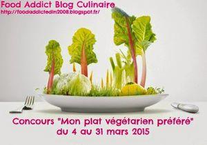Raclette végétarienne, légumes en 4 façons