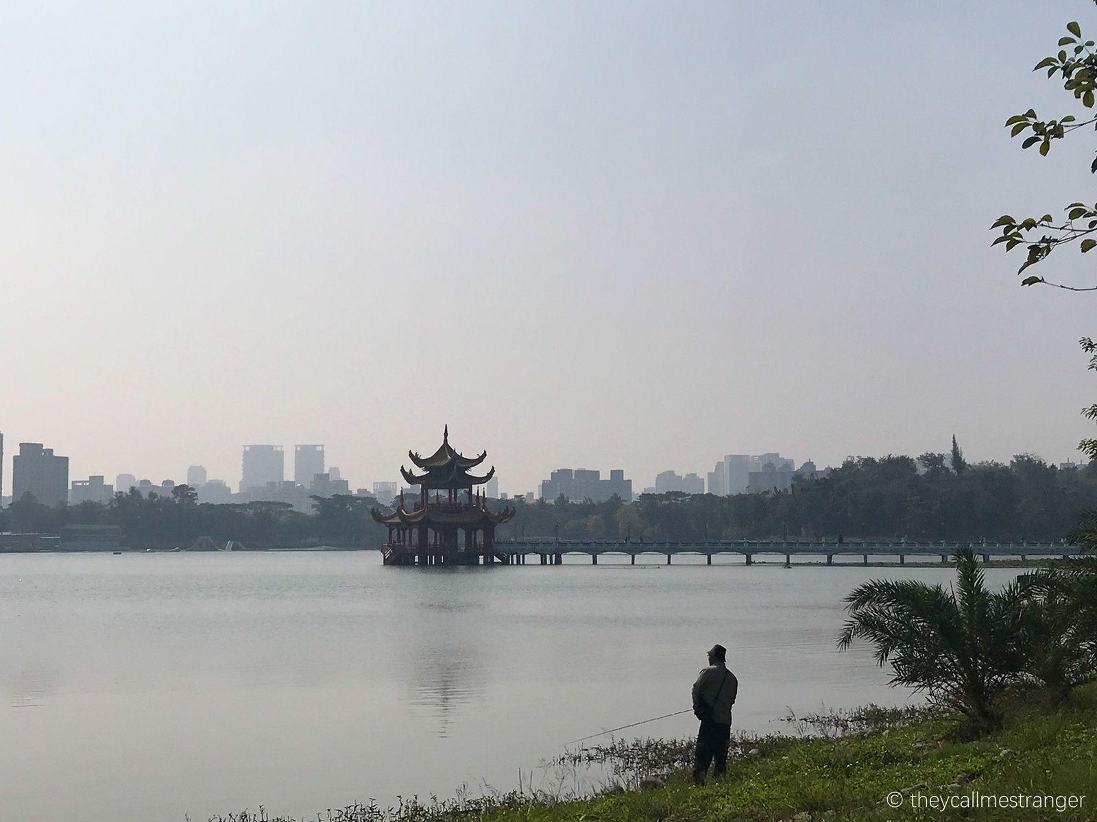 Le temple de Confucius 孔子廟, Kaohsiung 高雄