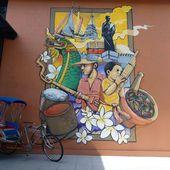 Parce qu'un dessin est plus efficace...etc... (20-11) - Noy et Gilbert en Thaïlande