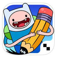 Adventure Time Magic Créateur sur iPhone, iPodT, iPad #Cartoon Network Games