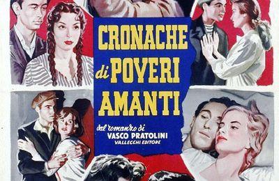 20 Février - 23h55 - Cycle : Cinéma italien : La chronique des pauvres amants