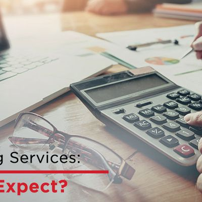 Bookkeeping Services : Complete Business Financial Solution