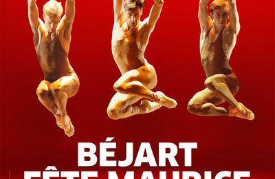 Béjart Ballet Lausanne : Béjart fête Maurice, du 26 au 29/02 au Palais des Congrès