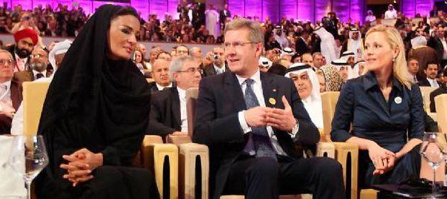 Coups d'éclat au sommet de l'Alliance des civilisations de Doha